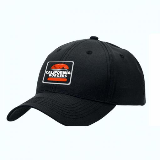 Buy California Burger Cap - with Border