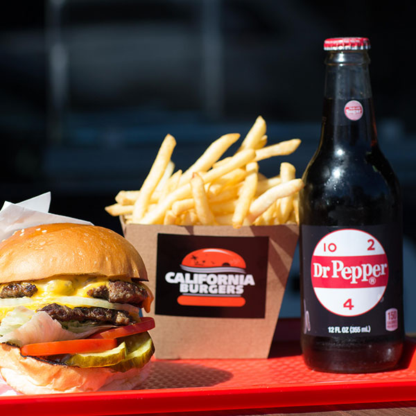 California Burgers - Best Burgers in Melbourne