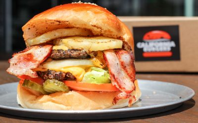 The Altman Burger by the Altman Brothers