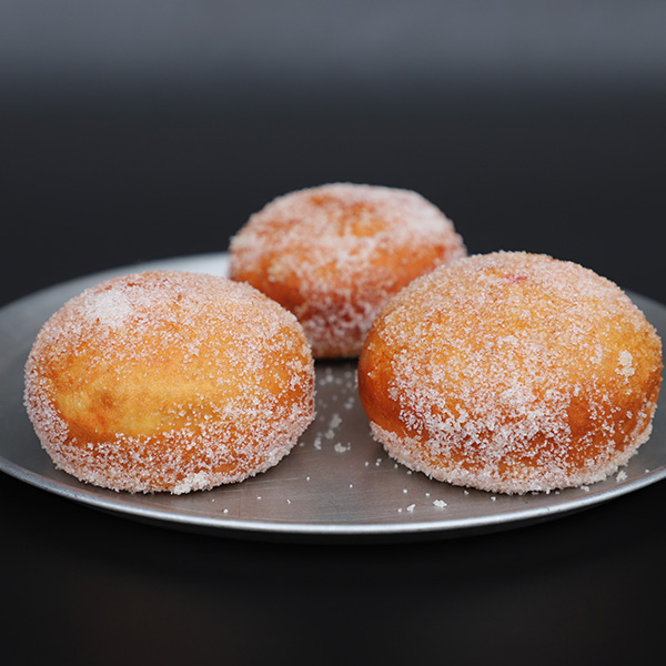 California Burgers - Windor Donuts & Burgers - Hot Jam Donuts