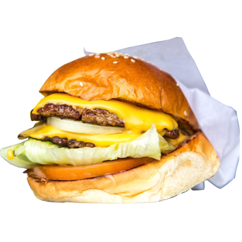 California Burgers - Menu