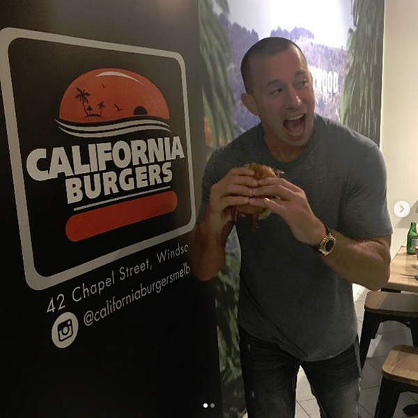 California Burgers - Introducing The Rush Burger by GSP