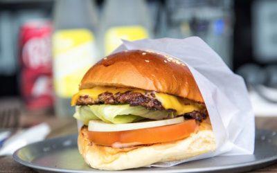 The California Classic Burger