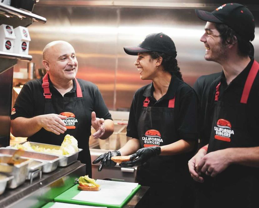 California Burgers - Franchise Opportunities