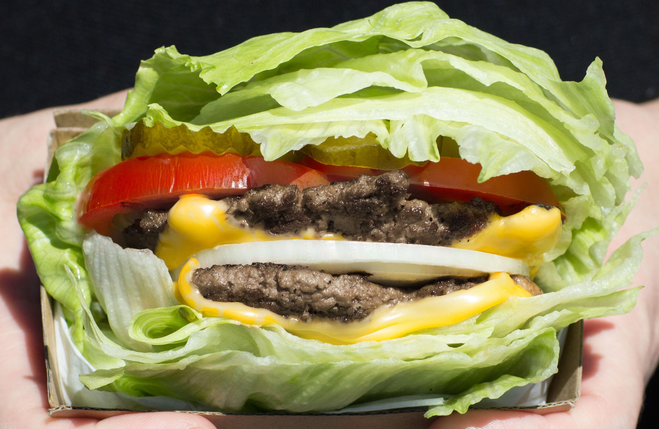 The Jai-Gantic Burger by Michael Jai White